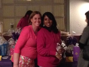 Bunco co-chairs